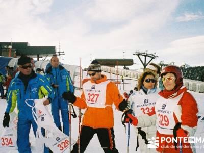 Esquí Baqueira; viajes navidad; fines de semana